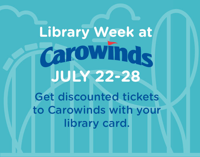 Library Week at Carowinds